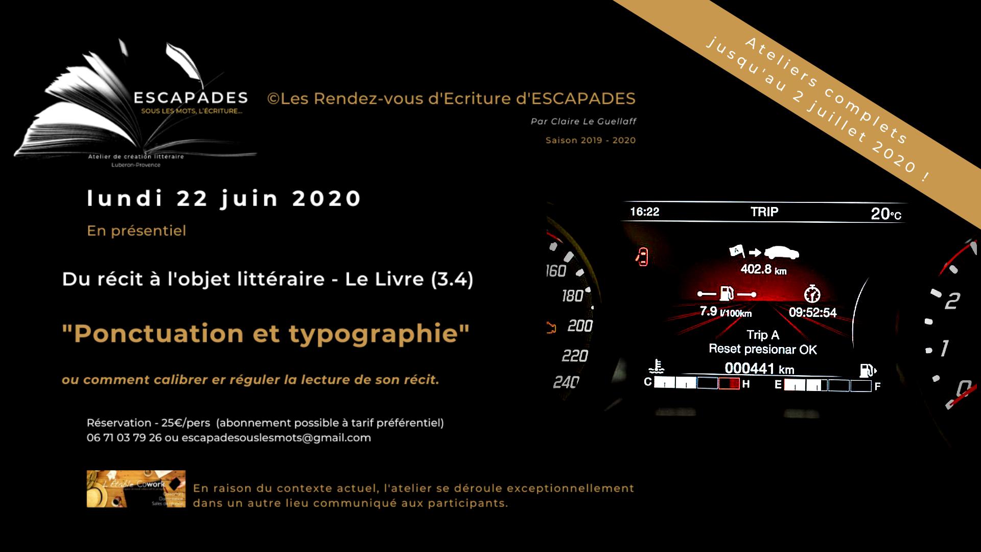"""Du récit à l'objet littéraire  (Cycle 3.4) : """"Ponctuation et typographie."""""""