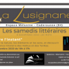 """©Les Samedis Littéraires """"Écrire l'instant"""""""