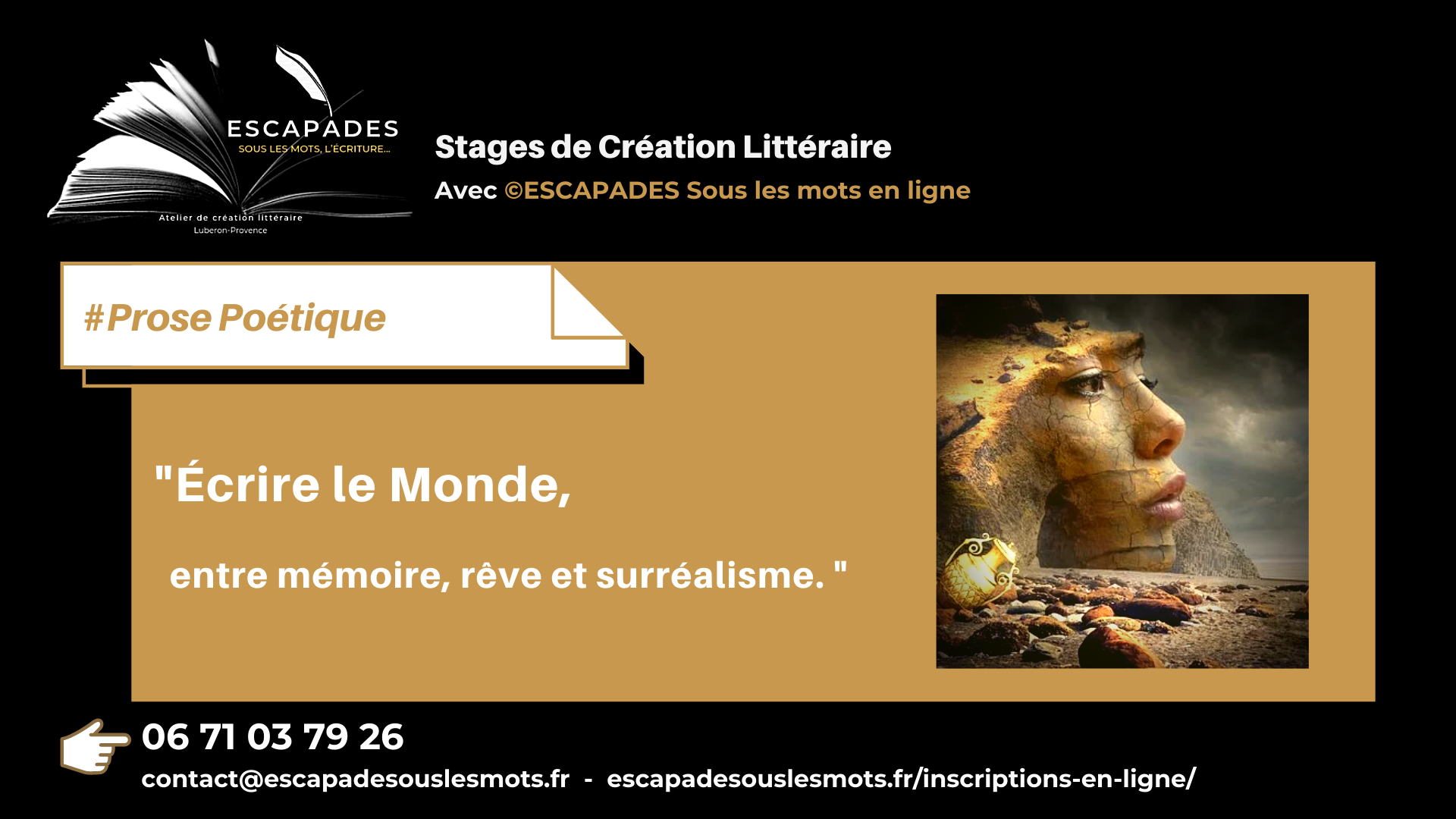 You are currently viewing Écrire le Monde