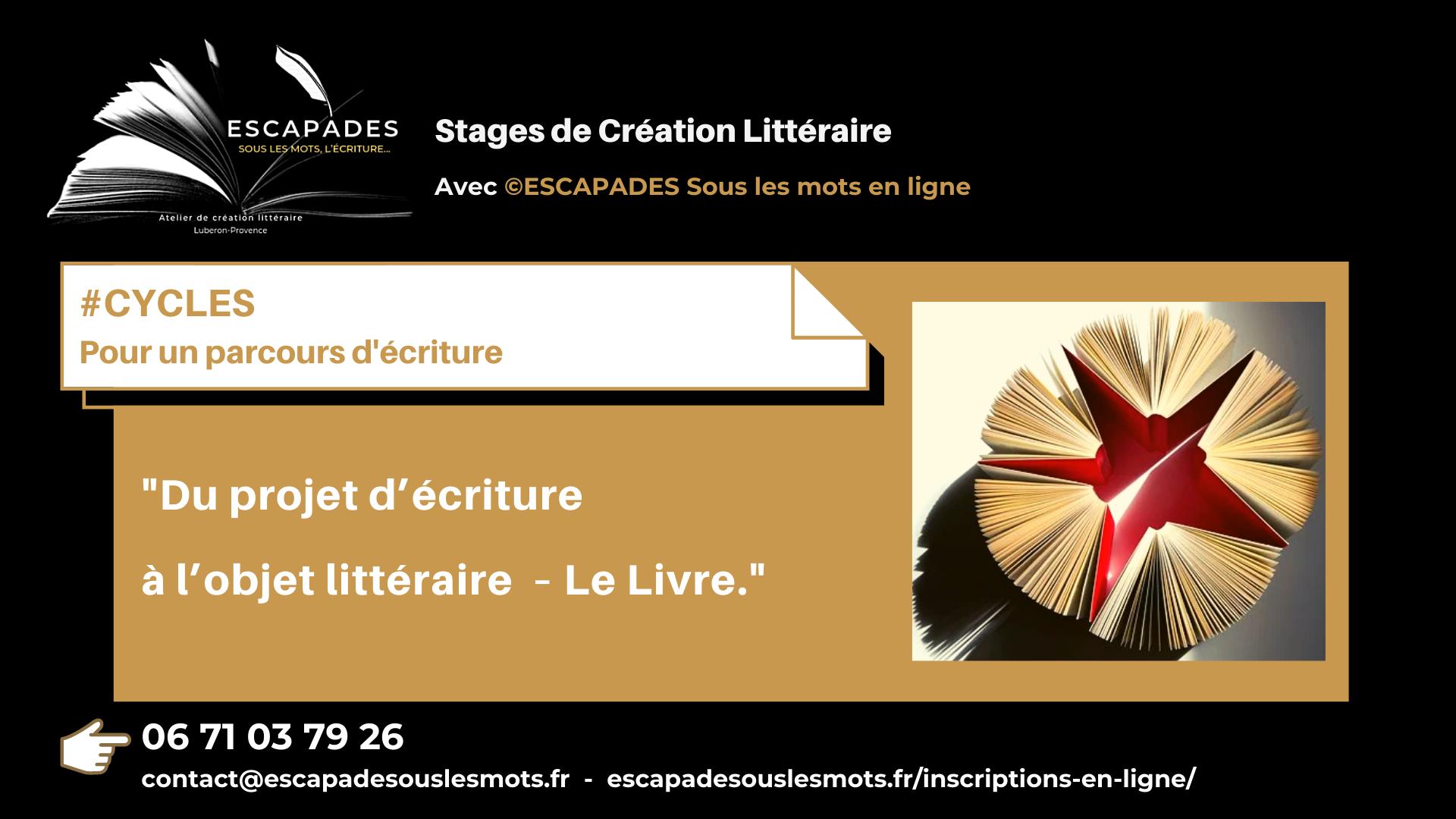 Read more about the article Écrire son premier Roman